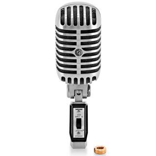 Shure 55SH Series II - Microfono Classico Vintage per Canto06