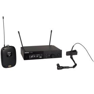 Shure SLXD14E/98H J53 - Sistema Wireless per Strumenti
