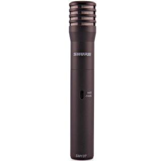 Shure SM137 - Microfono a Condensatore Professionale per Strumenti02