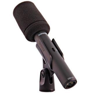 Shure SM137 - Microfono a Condensatore Professionale per Strumenti06