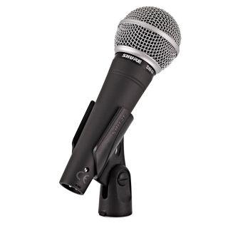 Shure SM48 - Microfono Dinamico Cardioide per Voce03