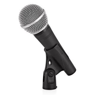 Shure SM48 - Microfono Dinamico Cardioide per Voce04