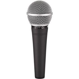 Shure SM48 - Microfono Dinamico Cardioide per Voce06