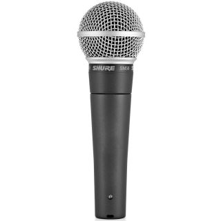 Shure SM58 - Microfono Dinamico Cardioide Professionale per Voce03