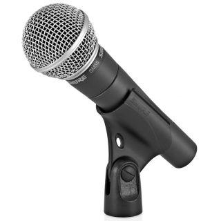 Shure SM58 - Microfono Dinamico Cardioide Professionale per Voce04