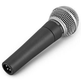 Shure SM58 - Microfono Dinamico Cardioide Professionale per Voce06