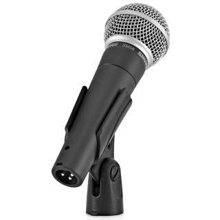 Shure SM58 - Microfono Dinamico Cardioide Professionale per Voce05