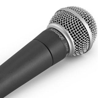 Shure SM58 - Microfono Dinamico Cardioide Professionale per Voce07