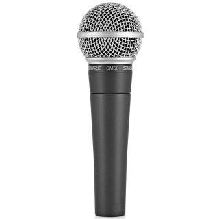 Shure SM58 - Microfono Dinamico Cardioide Professionale per Voce02