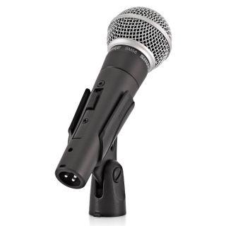 Shure SM58SE - Microfono Dinamico Cardioide per Canto con Interruttore05