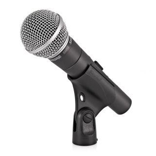 Shure SM58SE - Microfono Dinamico Cardioide per Canto con Interruttore04