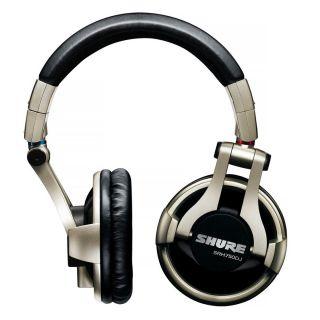 Shure SRH750DJ - Cuffie Chiuse per DJ Professionali03