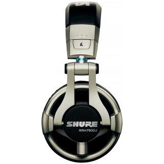 Shure SRH750DJ - Cuffie Chiuse per DJ Professionali02