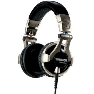 Shure SRH750DJ - Cuffie Chiuse per DJ Professionali04