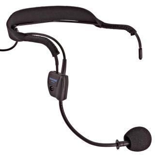 Shure WH20 QTR - Microfono ad Archetto Headset con Connettore Jack03