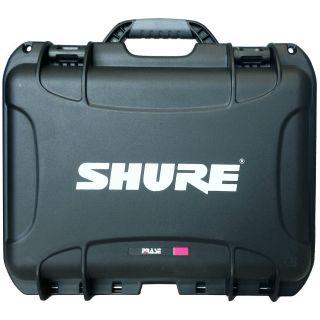 SHURE CASE 920 - Valigetta per Radiomicrofono_front