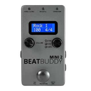 Singular Sound BeatBuddy Mini 2 - Drum Machine a Pedale