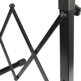 5 Adam Hall Stands SKS 05 - Supporto universale per tastiere e attrezzatura