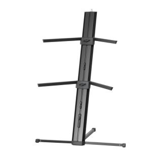 0 Adam Hall Stands SKS 22 XB - Supporto per Tastiera a 2 Posti