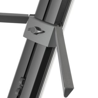 2 Adam Hall Stands SKS 22 XB - Supporto per Tastiera a 2 Posti