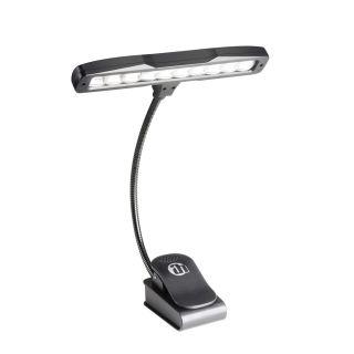 0 Adam Hall Stands SLED 10 - Lampada a LED per leggio