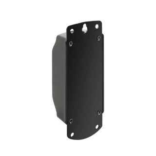 1 Adam Hall Stands SLED 1 B XLR 3 - Base di montaggio per lampade a collo di cigno con collegamento XLR a 3 poli