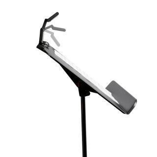 2 Adam Hall Stands SLED 24 PRO - Lampada a LED per leggio