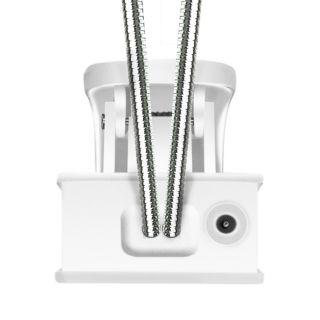6 Adam Hall Stands SLED 2 PRO W - Lampada a LED per leggio, bianca
