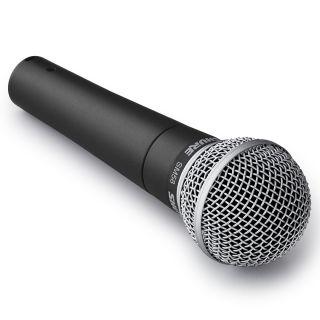 Shure SM58 - Microfono Dinamico Cardioide Professionale per Voce13