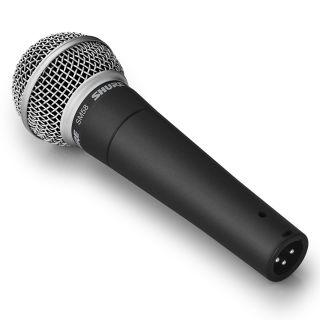 Shure SM58 - Microfono Dinamico Cardioide Professionale per Voce12