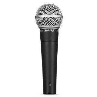 Shure SM58 - Microfono Dinamico Cardioide Professionale per Voce08