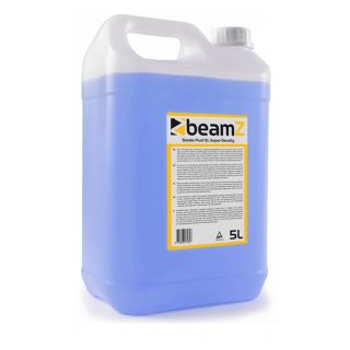 BEAMZ SMOKEFLUID SUPER-DENSITY BLUE - Liquido Fumo 5lt