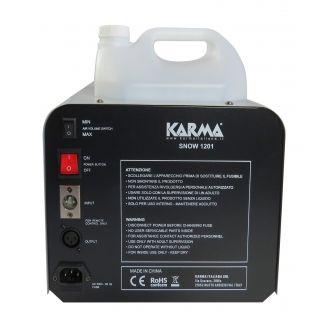 KARMA - Generatore di neve 1200W 1