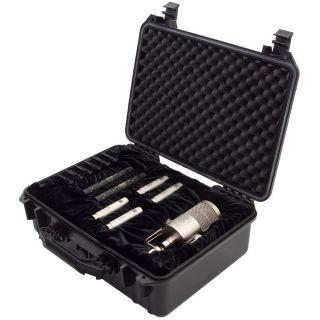 Sontronics DrumPack Plus - Kit 7 Microfoni per Batteria