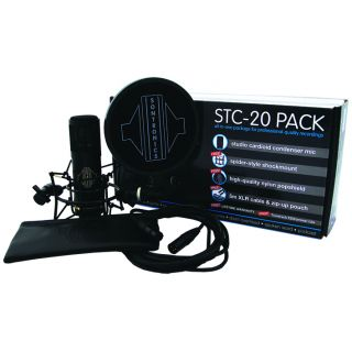 Sontronics STC20 Pack package