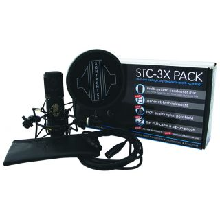 Sontronics STC3X Pack Black package
