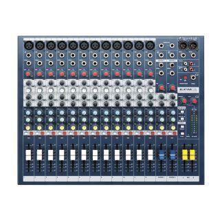 SOUNDCRAFT EPM12 front
