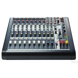 SOUNDCRAFT MFXI8 +K front