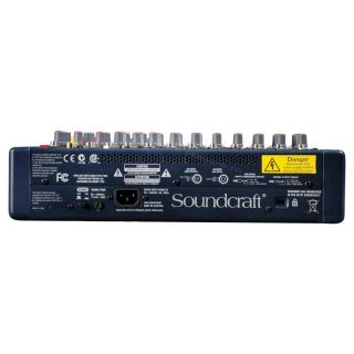 SOUNDCRAFT MFXI8 +K rear