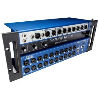 soundcraft ui24r side