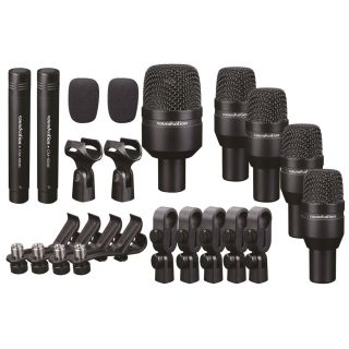 1 Soundsation DSKIT-7 Kit Microfoni per Batteria Acustica