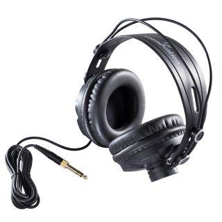 SOUNDSATION MH-100 - Cuffia Professionale Sovra-Aurale Per Preascolto
