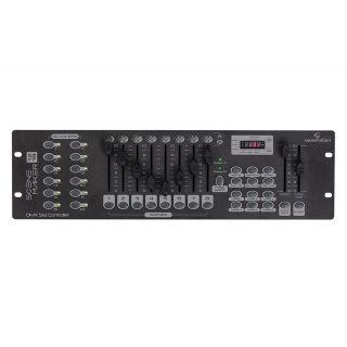 SOUNDSATION SCENEMAKER 1216 - Controller Luci DMX512 192 Ch