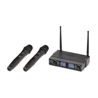 SOUNDSATION WF-D290HH - Radiomicrofono UHF Digitale Doppio / Palmari