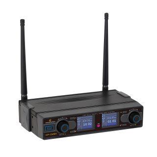 SOUNDSATION WF-D290HH - Radiomicrofono UHF Digitale Doppio / Palmari03