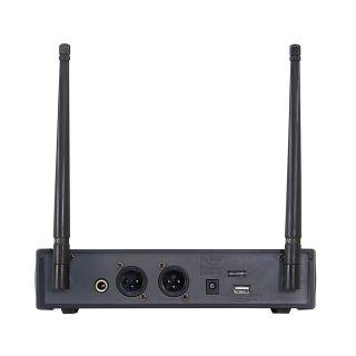 SOUNDSATION WF-D290HH - Radiomicrofono UHF Digitale Doppio / Palmari04