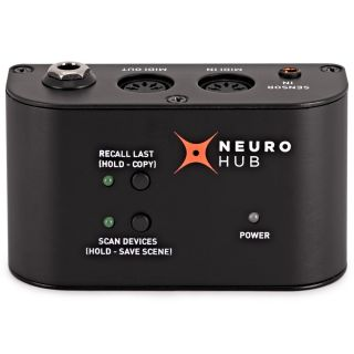 Source Audio SA164 Neuro Hub V1 - Controller MIDI per Effetti Serie One e Soundblox 204