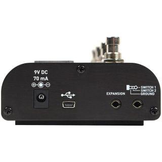 Source Audio SA165 Soleman MIDI Foot Controller per Chitarra03