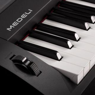 MEDELI - Stage piano a 88 tasti hammer action e 600 suoni5