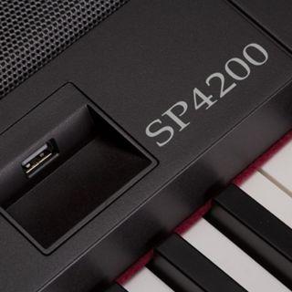 Medeli SP4200 Set - Stage Piano / Stand / Panchetta / Cuffie 3